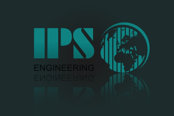 Logo de la société IPS ENGINEERING