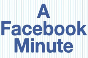 1 minute sur Facebook...