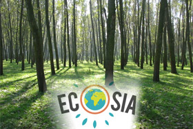 ECOSIA, Une alternative écologique à Google